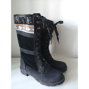 Shoes - new Winter Boots black 10